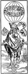 Personnage avec Zodiaque