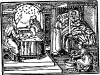 Médecins astrologues au chevet d'un malade