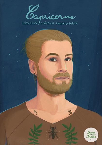 Portrait astrologique du Capricorne