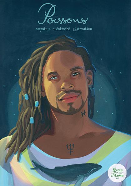 Portrait astrologique des Poissons