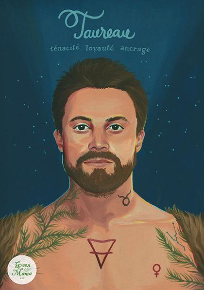 Portrait astrologique du Taureau